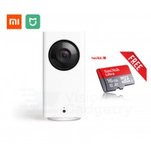 Xiaomi Dafang 360° CCTV IP Camera + 16GB Class 10 Sandisk