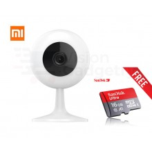 Xiaomi Chuangmi Xiaobai 120° CCTV IP Camera + 16GB Class 10 Sandisk