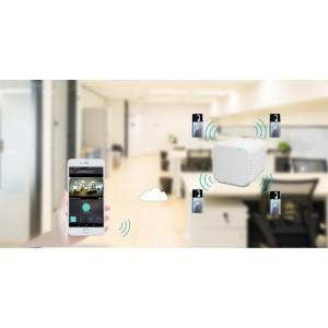Cloudbell Smart Doorbell Video Intercom IP53 Rainproof Night Vision PIR Motion APP