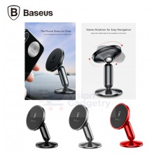 Baseus 360° Steel Magnet Dashboard Car Holder Phone Mount Bullet An