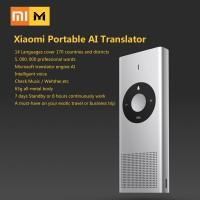 Xiaomi Moyu Konjac Ai Translator 14 Languages Silver