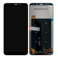 Redmi 5 Plus LCD Digitizer Touch Screen Fullset Black