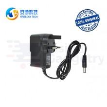 Ubox 2 3 4 5 OS PRO Charger 3 Pin Plug Original