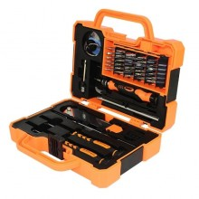JAKEMY JM-8139 45in1 Multi Bit Screwdriver Kit Tweezers Phone Repair Tools