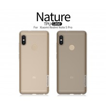 Redmi Note 5 Nillkin Nature TPU Case Cover