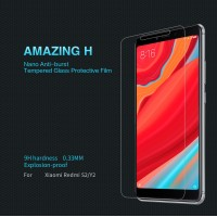 Redmi S2 Nillkin H Tempered Glass Screen Protector