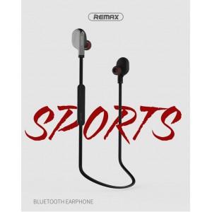 REMAX S18 RB-S18 Magnet Headset Earphone Wireless Sport Bluetooth 4.2