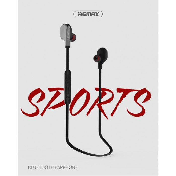 Remax S18 Rb S18 Magnet Headset Earphone Wireless Sport Bluetooth 4 2