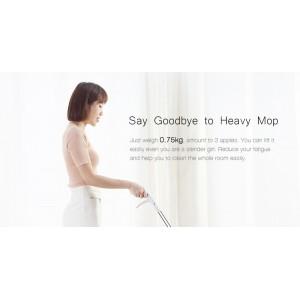 Xiaomi Deerma Spray Mop Micro Fiber TB500 Wet Dry 360 Degree