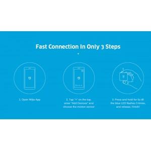 Xiaomi Aqara Smart Home Vibration Shock Motion Sensor