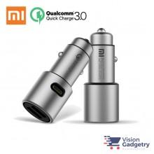 Xiaomi Mi Car Charger QC3.0 36W Quick Charge Dual USB CZCDQ02ZM