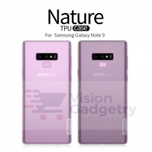 Samsung Galaxy Note 9 Nillkin Nature TPU Case Cover