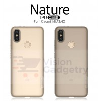Xiaomi A2 6X Nillkin Nature TPU Case Cover