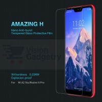 Xiaomi A2 Lite Redmi 6 Pro Nillkin H Tempered Glass Screen Protector