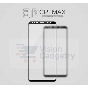 Samsung Galaxy Note 9 CP+ MAX Tempered Glass Screen Protector Fullscreen