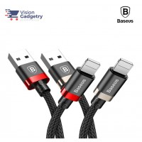 BASEUS Golden Belt iPhone Lightning USB Cable Sync Fast Charge Cable 1M