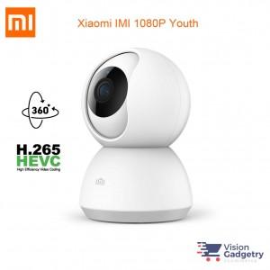 Xiaomi IMI Xiaobai CCTV IP Camera 1080p 360º Youth Edition H265 CMSXJ03C