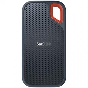 SANDISK Extreme External Portable SSD USB 3.1 550mbs IP55 250GB