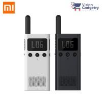 XiaoMi Mi Walkie Talkie 1S With FM Radio Smart APP Location Share Team Talk