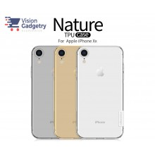 iPhone XR Nillkin Nature TPU Case Cover