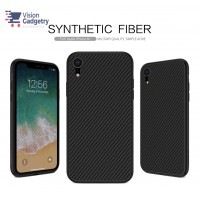 iPhone XR Nillkin Synthetic Fiber Case Cover