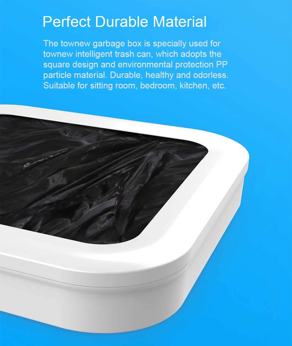Townew Plastic Bag for Smart Trash Can (6 Boxes)