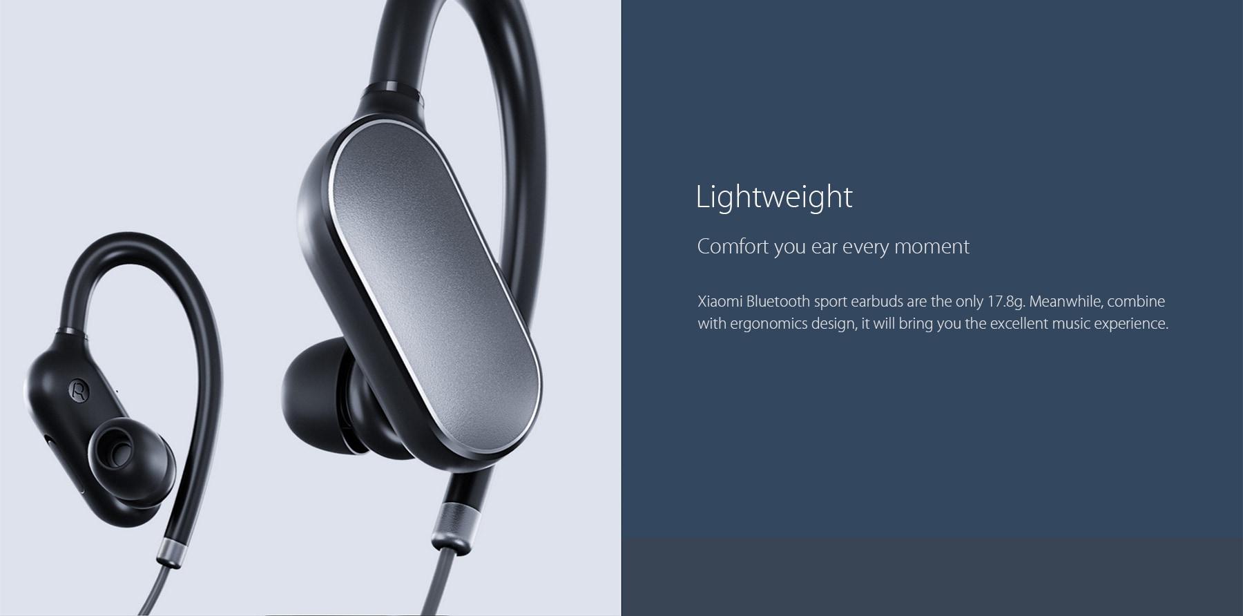 Xiaomi Wireless Mini Ver Music Sport Sports Bluetooth Earbuds Sweatproof