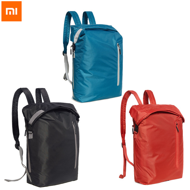 Xiaomi Mi Sports Leisure Travel Backpack 20L Water Resistant Bag. ‹ › fd73765c54