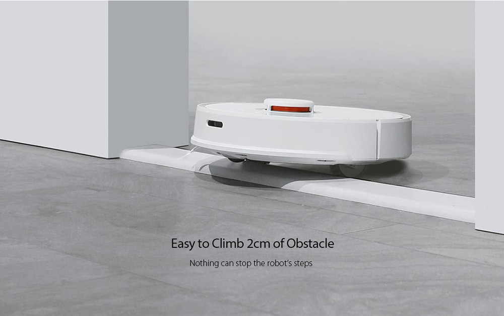Xiaomi Roborock Smart Robot Vacuum Cleaner Mop 2 2nd Generation S50 S51