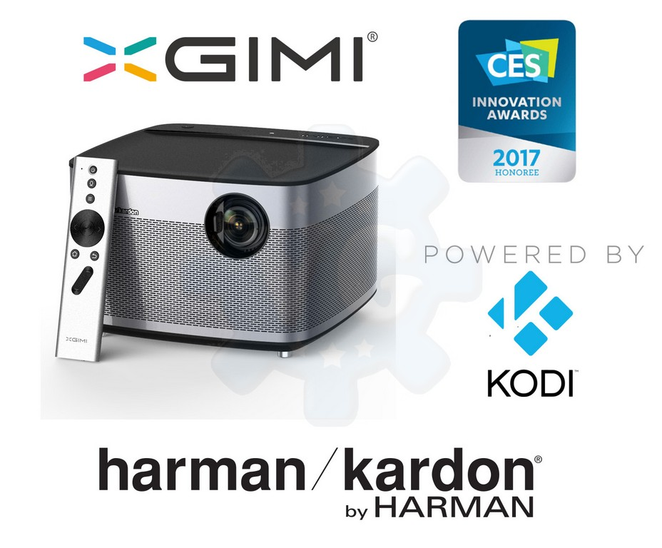Xiaomi Xgimi H1 H1s Portable Android Tv Projector Harman