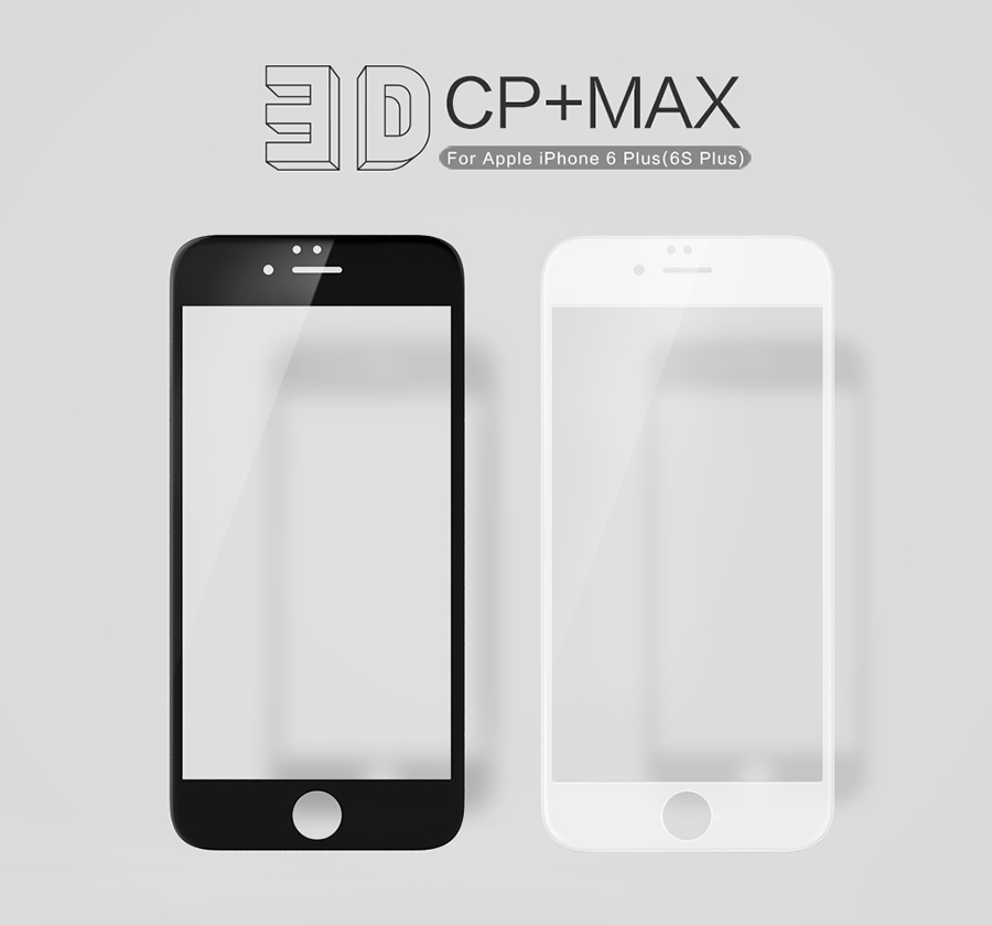 9146fd0dae5 iPhone 6 Plus 6S Plus Nillkin Tempered Glass Screen Protector CP+ MAX. ‹ ›