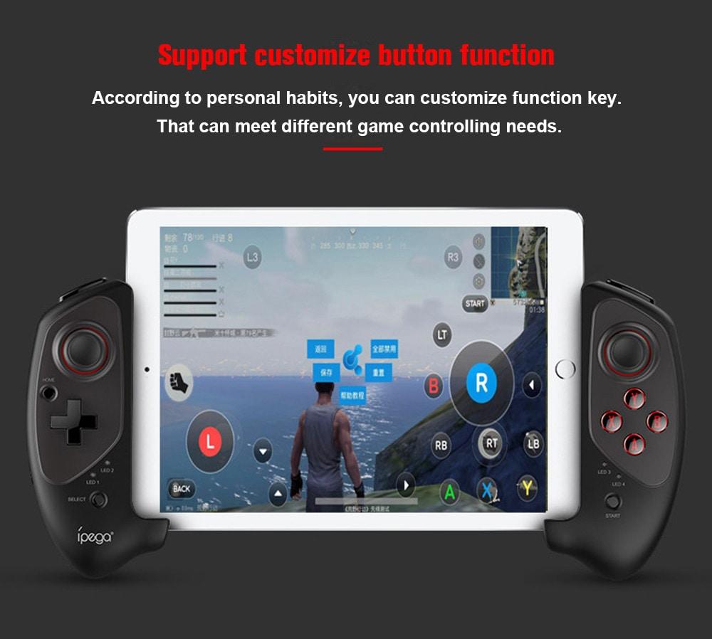 Ipega Pg 9083 9083 Wireless Bluetooth Gamepad Controller Telescopic