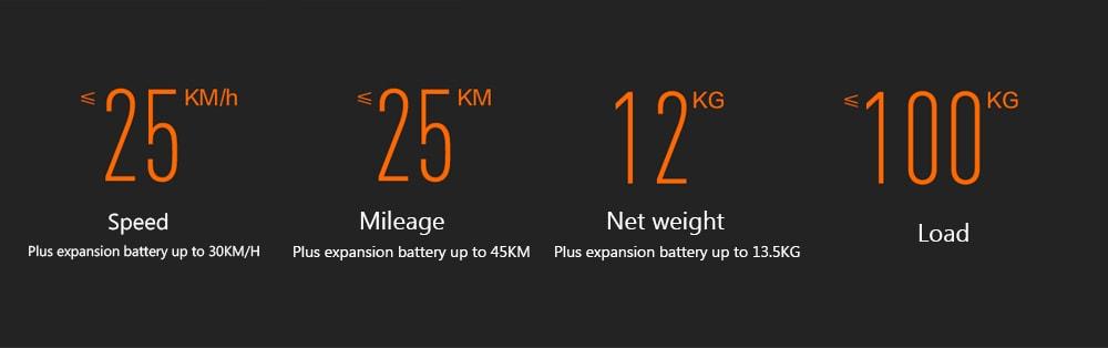 Segway Ninebot Xiaomi Kick Folding Electric Scooter ES2