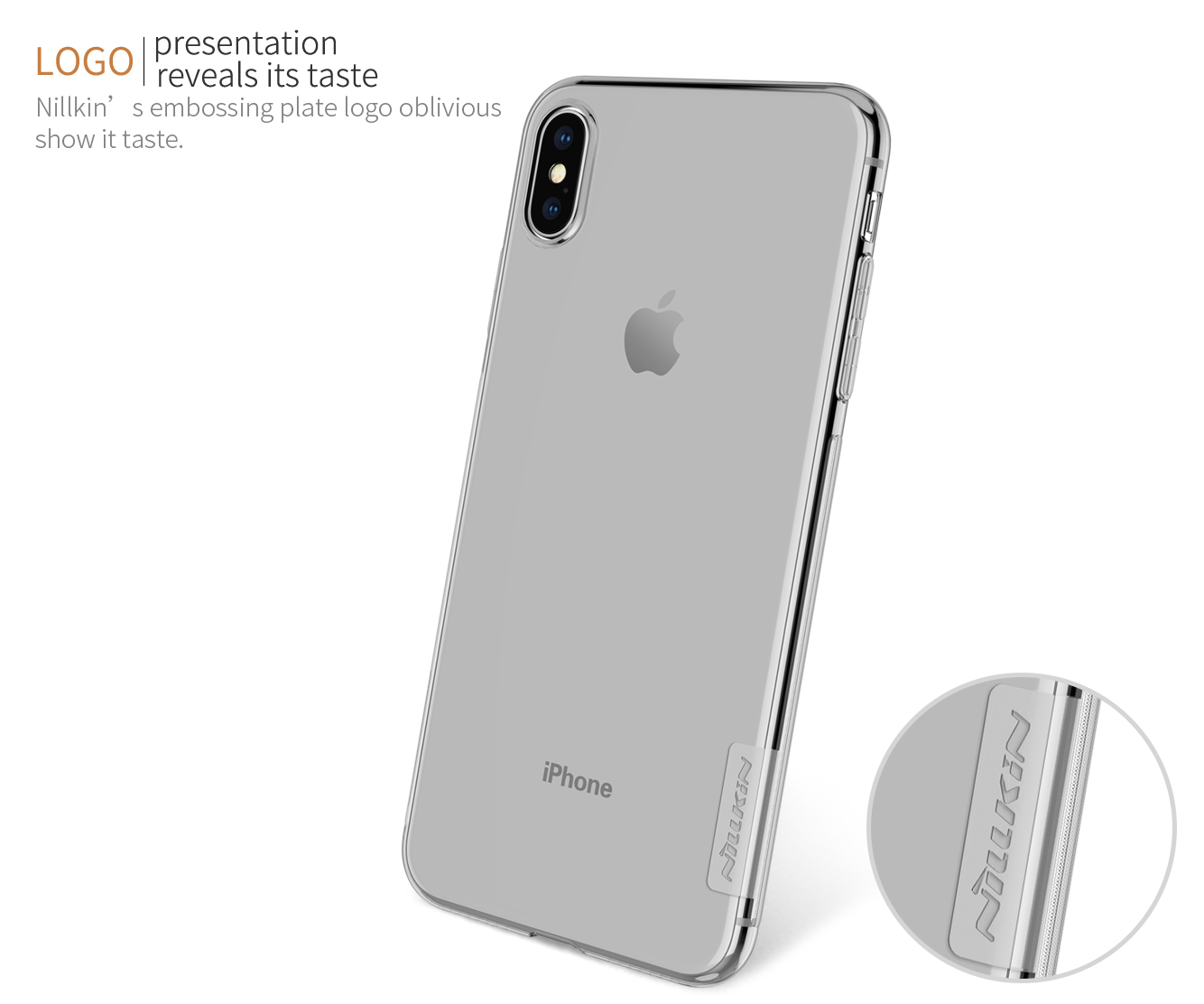 iPhone XS Max Nillkin Nature TPU Ca (end 5/11/2021 12:00 AM)